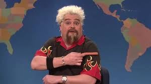 fieri s bowl recipes on snl eater