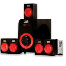 amazon com acoustic audio aa5180 5 1 surround sound bluetooth