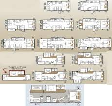 arctic fox rv floor plans valine
