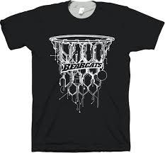 bearcat basketball design sports t shirt designs