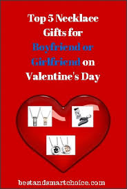 v day gifts for boyfriend top 5 necklace gifts for boyfriend or on s day