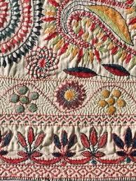 nakshi kantha nakshi kantha is a traditional embroidery of bangladesh