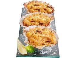 comment cuisiner les coquilles st jacques surgel馥s coquilles de noix de jacques surgelées à la bretonne 6 x 100