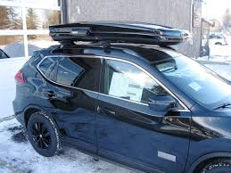 nissan box cascade rack 2017 nissan rogue star wars edition roof rack and
