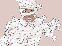 mummy costume 7 easy ways to make a mummy costume with pictures