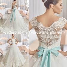 blue wedding dresses white blue strapless wedding dress with a