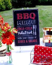 bbq cookout summer party ideas party ideas party printables