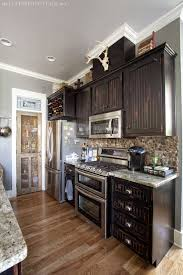 rustic gray kitchen cabinets u2013 quicua com
