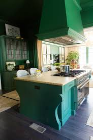 green kitchen island idea house kitchen by bill ingram southern living