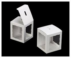 candy apple boxes wholesale 3572 4 x 4 x 4 5 8 candy apple box white white with window