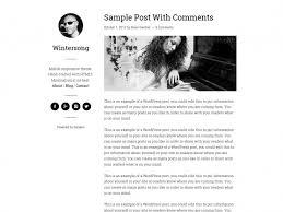 80 best wordpress personal blog themes 2018