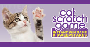instant win gift cards win gift cards in the litter genie cat scratch instant win