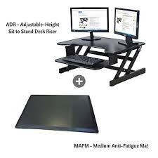 Sit Stand Desk Vancouver Standing Desk Stand Up Desk Staples