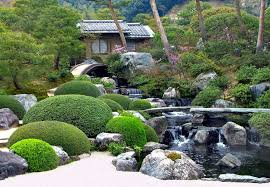lawn garden likable japanese garden decoration with beautiful