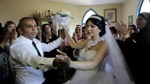 mariage musulman chrã tien israël le mariage d une juive et d un musulman déchaîne la