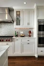shaker style kitchen island white shaker kitchen cabinets with glass doors gorgeous coastal