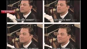 Memes De Leonardo Dicaprio - memes leonardo dicaprio y su sexta postulación al óscar youtube