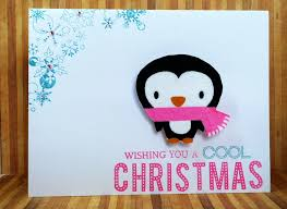 penguins christmas cards learntoride co