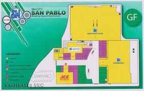 sm city san pablo floor plan gf aris gregor orejola flickr