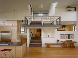 interior design split level interior remodel design ideas modern