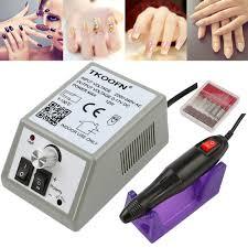 new electric manicure nail art file drill machine nail cutters