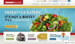 30 restaurant website design that will make you hungry ginva