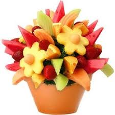 fruit flower arrangements s edible fruit flower arrangements 14 photos florists