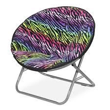 saucer chairs for teens plush saucer chair pink zebra botdf