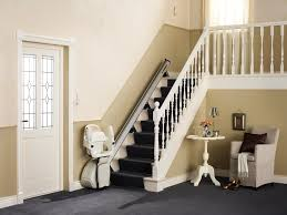 stair lift for stairway mobility house exterior and interior