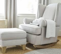 Upholstered Rocking Chair Nursery Upholstered Rocking Chair For Nursery Nursery Ideas