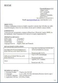 Sample Resume Curriculum Vitae by 205 Best C V S Resume Jobs Etc Images On Pinterest Resume