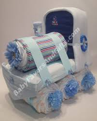 choo choo train diaper cake great gift ideas for a new baby or