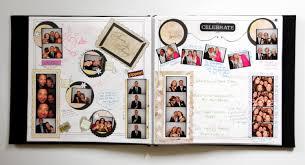 memory book ideas special inspiring bridal shower ideas