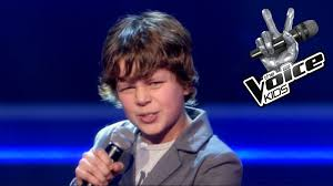 Bram by Bram Give Me Something The Voice Kids 2012 The Blind Auditions