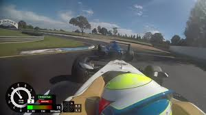 formula 4 isyraf danish f4 josh denton sandown 2017 round 1 youtube