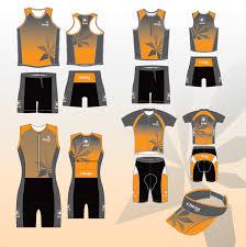 customized sports clothing using sublimation captivations