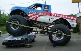 biggest bigfoot monster truck may 2008