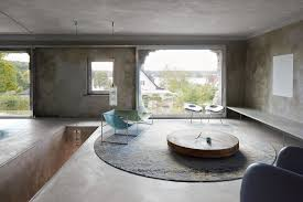 New York Home Design Magazines Inside Arno Brandlhuber U0027s Potsdam Bunker Cold War Concrete And