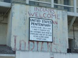 indians at the first thanksgiving occupation of alcatraz wikipedia