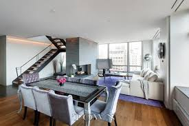 sneak peek inside katie holmes u0027 rented penthouse in new york city