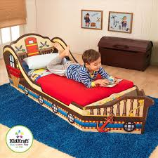 interesting little tikes pirate ship toddler bed concept 4235