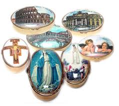 italian gifts free catholic gifts rosary boxes pill boxes from italy italian