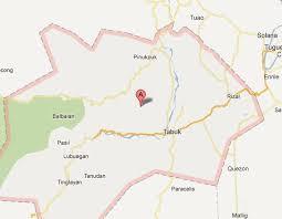 map of tabuk five killed as truck falls into kalinga ravine inquirer news