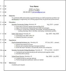 Sample Resumes For College Students by Example Of College Student Resume No Experience Augustais