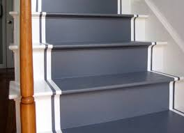 How To Paint A Banister Black How To Paint Stairs Bob Vila