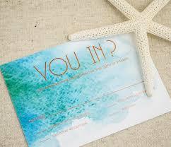 modern beach themed wedding invitations a u0026p designs