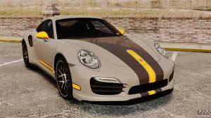 porsche 911 design porsche 911 turbo 2014 epm techart design for gta 4