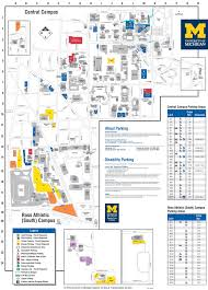 Iowa State Campus Map by Ann Arbor Maps Michigan U S Maps Of Ann Arbor