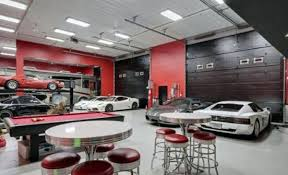 Mens Garage Interior Design Garage Pinterest Man Cave - Garage interior design ideas