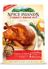 turkey brine mix turkey brine kit spice islands